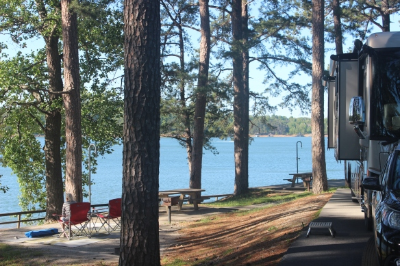 May 2017 Sawnee Campground Us Army Corps Of Engineers